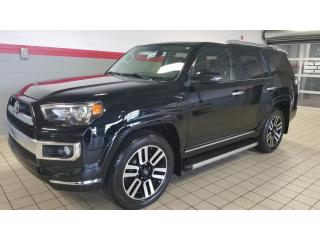 Used 2014 Toyota 4Runner 2014 Toyota 4Runner - 4WD 4dr V6 LIMITED for sale in Terrebonne, QC