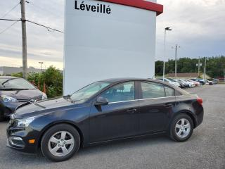Used 2015 Chevrolet Cruze 2015 Chevrolet Cruze - 4dr Sdn 2LT/CUIR/TOIT/MAG for sale in Terrebonne, QC