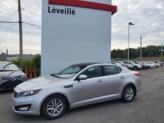 Used 2012 Kia Optima 2012 Kia Optima - 4dr Sdn Auto LX/CUIR/TOIT/MAG for sale in Terrebonne, QC
