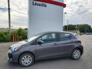 Used 2015 Toyota Yaris 2015 Toyota Yaris - 5dr HB Man LE for sale in Terrebonne, QC