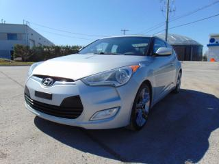 Used 2012 Hyundai Veloster Coupé 3 portes, boîte manuelle for sale in St-Eustache, QC