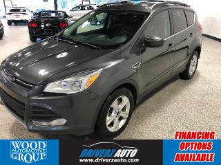 Used 2016 Ford Escape 2.0L SE, NAVIGATION, HEATED SEATS. for sale in Calgary, AB