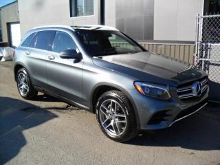 Used 2016 Mercedes-Benz GLC 300 ECONO LUXE/Confort FULL + FULL GARANTIE for sale in Laval, QC