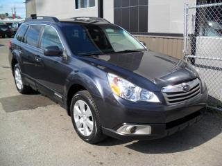 Used 2011 Subaru Outback 4x4 2.5i PZEV Bluetooth + GARANTIE 3 ans for sale in Laval, QC