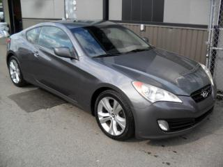 Used 2010 Hyundai Genesis Coupe 6 vit. 2.0Turbo A-1 + GARANTIE 3 a for sale in Laval, QC