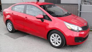 Used 2015 Kia Rio LX+ ECO A/C Bluetooth + GARANTIE 3 ans i for sale in Laval, QC