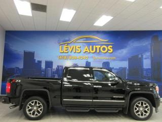 Used 2014 GMC Sierra 1500 SLT ALL-TERRAIN V-8 5.3 LITRES 4X4 CUIR for sale in Lévis, QC