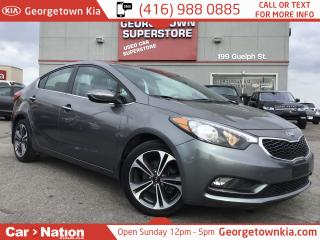 Used 2014 Kia Forte EX | LOW KM'S | B/U CAMERA | for sale in Georgetown, ON