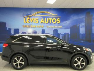 Used 2016 Kia Sorento EX CUIR V-6 3.3 LITRES AWD 7 PASSAGERS S for sale in Lévis, QC