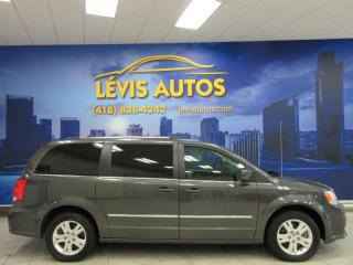 Used 2017 Dodge Grand Caravan CREW STOW N GO MAGS BLUETOOTH TOUT ÉQUIP for sale in Lévis, QC
