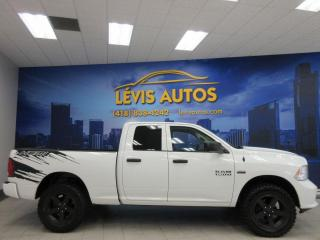 Used 2017 RAM 1500 HEMI V8 5.7L 8 VITESSES TRÈS BEAU LOOK 4 for sale in Lévis, QC