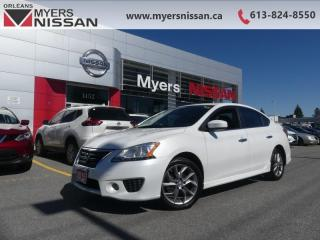 Used 2015 Nissan Sentra SR  - Bluetooth -  Heated Seats - $100 B/W for sale in Orleans, ON