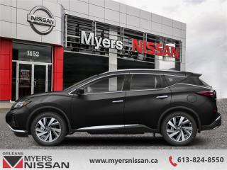 Used 2019 Nissan Murano SL AWD  - Navigation -  Sunroof - $290 B/W for sale in Orleans, ON