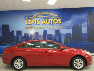 Used 2012 Hyundai Sonata GL AUTOMATIQUE BANC CHAUFFANT AIR CLIMAT for sale in Lévis, QC
