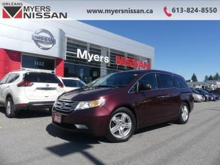 Used 2012 Honda Odyssey Touring  - Navigation -  Sunroof for sale in Orleans, ON