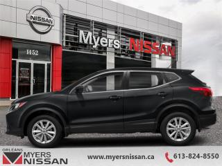 New 2019 Nissan Qashqai AWD SL CVT  - Sunroof - $223 B/W for sale in Orleans, ON