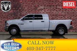 Used 2017 RAM 3500 4x4 Mega Cab SLT Dually for sale in Red Deer, AB