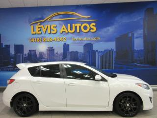 Used 2010 Mazda MAZDASPEED3 TURBO 325 HP TECHNOLOGIE PACKAGE 140200 for sale in Lévis, QC