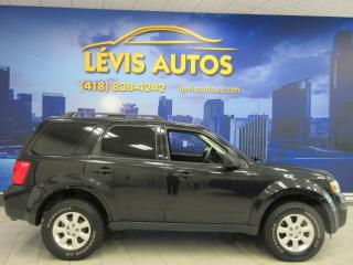 Used 2011 Mazda Tribute GX AUTOMATIQUE 4 CYLINDRES 186500KM BAS for sale in Lévis, QC