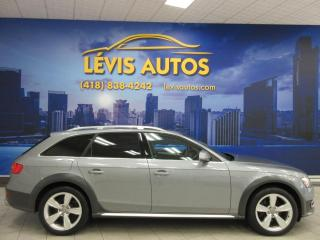 Used 2015 Audi Allroad TECHNIK PACKAGE QUATTRO GPS NAVIGATION 7 for sale in Lévis, QC