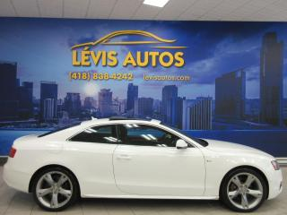Used 2010 Audi A5 S-LINE PACKAGE QUATTRO MAGS 19 POUCES CU for sale in Lévis, QC