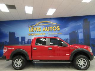 Used 2011 Ford F-150 XLT SUPERCREW 4X4 ECOBOOST 3.5L SEULEMEN for sale in Lévis, QC