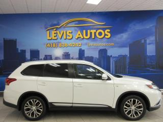 Used 2016 Mitsubishi Outlander SPÉCIAL ÉDITION V-6 AWD 7 PASSAGERS TOIT for sale in Lévis, QC