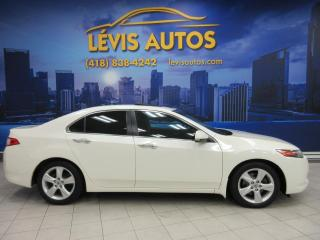Used 2010 Acura TSX AUTOMATIQUE TOIT OUVRANT BEAU LOOK for sale in Lévis, QC