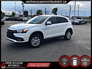 Used 2019 Mitsubishi RVR SE AWC CAMERA DEMO for sale in St-Jérôme, QC