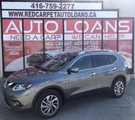 Used 2015 Nissan Rogue SL-ALL CREDIT ACCEPTED for sale in Scarborough, ON