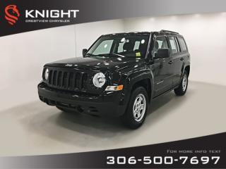 Used 2016 Jeep Patriot High Altitude for sale in Regina, SK