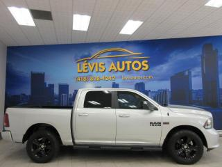 Used 2014 RAM 1500 SPORT ÉDITION CUIR TOIT OUVRANT GPS NAVI for sale in Lévis, QC