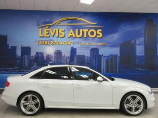 Used 2015 Audi A4 S-LINE PROGRESSIV PLUS PACKAGE QUATTRO G for sale in Lévis, QC