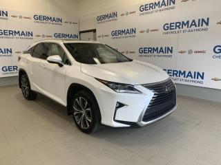 Used 2017 Lexus RX 350 Luxury- VOLANT/BANCS CHAUFFANTS- CUIR- GPS for sale in St-Raymond, QC