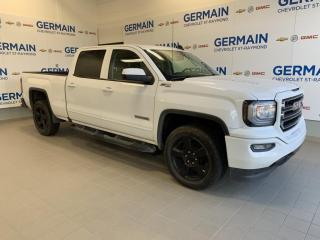 Used 2017 GMC Sierra 1500 SLE Elevation- V8 5.3L- CARPLAY-ANDROÏD AUTO for sale in St-Raymond, QC