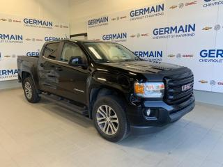 Used 2016 GMC Canyon SLE- BOITE COURTE- BAS KM- CARPLAY-ANDROÏD AUTO for sale in St-Raymond, QC