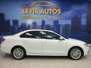 Used 2014 Volkswagen Jetta HIGHLINE 2,0 TDI, DSG, CUIR, TOIT OUVRAN for sale in Lévis, QC