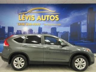 Used 2012 Honda CR-V EX AWD TOIT OUVRANT SIEGE CHAUFFANT CAMÉ for sale in Lévis, QC