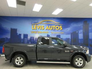 Used 2017 RAM 1500 OUTDOORSMAN TOUT EQUIPE 46000KM 5.7L HEM for sale in Lévis, QC