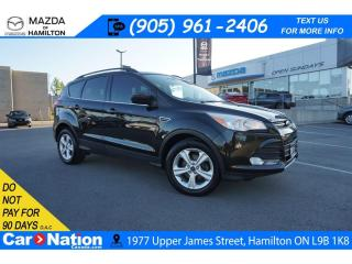 Used 2015 Ford Escape SE | LEATHER | PANO ROOF | NAV | XM RADIO for sale in Hamilton, ON