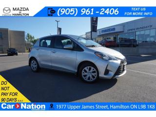 Used 2018 Toyota Yaris LE | REAR CAM | HEATED SEATS | LANE DEPARTURE | for sale in Hamilton, ON
