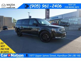 Used 2019 Ford Flex LIMITED | NAV | LEATHER | SUNROOF | HEATED SEATS for sale in Hamilton, ON