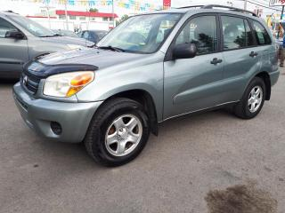 Used 2004 Toyota RAV4 for sale in Laval, QC