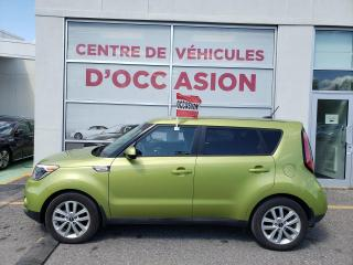 Used 2017 Kia Soul EX CAMERA DE RECUL, VOLANT CHAUFFANT for sale in Montréal, QC