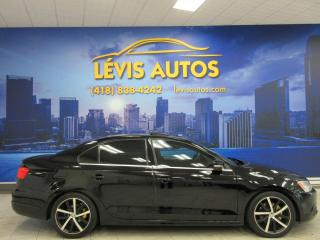 Used 2013 Volkswagen Jetta COMFORTLINE 2.5L MANUEL TOIT OUVRANT MAG for sale in Lévis, QC