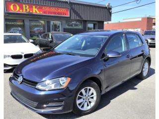 Used 2015 Volkswagen Golf AUTOMATIQUE-AIR CLIMATISE-BLUETOOTH-MAGS-GR ELECTR for sale in Laval, QC