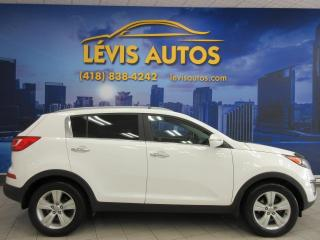 Used 2011 Kia Sportage EX ÉDITION AUTOMATIQUE BLUETHOOTH SIEGE for sale in Lévis, QC