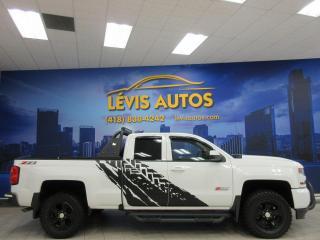Used 2018 Chevrolet Silverado 1500 LT  Z-71 V8 5.3L TOUT ÉQUIPÉ 18500KM BEA for sale in Lévis, QC