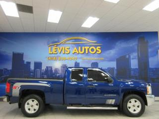 Used 2013 Chevrolet Silverado 1500 LT V8 5.3L 4X4 SEULEMENT 104700KM TOUT É for sale in Lévis, QC