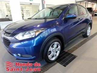 Used 2016 Honda HR-V EX 4 portes 2RM CVT Toit Bluetooth Mags for sale in St-Jean-Sur-Richelieu, QC